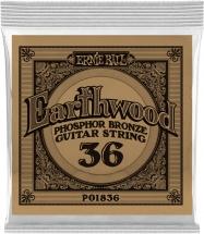 Ernie Ball Earthwood Phosphore Bronze 036