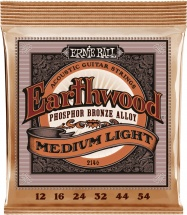 Ernie Ball Power Slinky Acoustic 12-54 2146