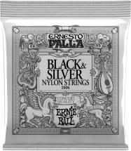 Ernie Ball Ernesto Palla Clear Silver 2406