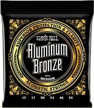 Ernie Ball P02564 Aluminum Bronze 13-56 Medium