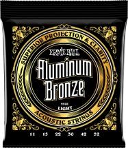 Ernie Ball P02568 Aluminum Bronze 11-52 Light