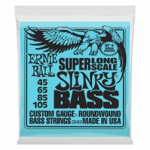 Ernie Ball Super Long Scale Slinky Bass 40-105 2849