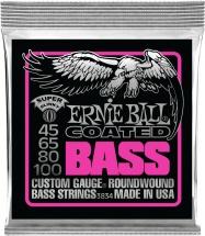 Ernie Ball 3834 Coated Bass 45 100