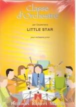 Ceulemans J. - Little Star, Flte Ou Clarinette Ou Saxophone Alto Ou Trompette Solo