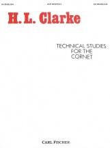 Clarke H.l. - Technical Studies Cornet - Trompette