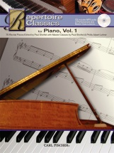 Repertoire Classics Volume 1 - 75 Recital Pieces - Piano Solo