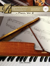 Repertoire Classics Volume 2 - 55 Recital Pieces - Piano Solo