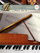 Repertoire Classics Volume 3 - 42 Recital Pieces - Piano Solo