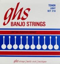 Ghs Banjo Stainless Steel Light 09-12-22-28