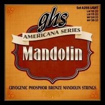 Ghs Mandoline Americana Light 10-15-24-38