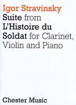 CLARINETTE Violon, Clarinette, Piano (trio) : Livres de partitions de musique