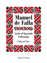 De Falla - Suite Of Spanish Folksongs - Violin And Piano