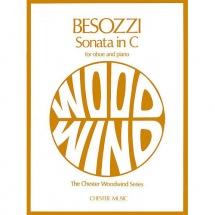 Besozzi A. - Sonata In C - Hautbois Et Piano