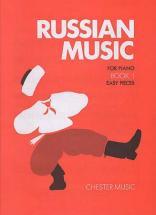 Russian Music For Piano Book 1