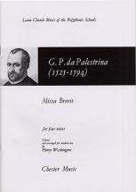 Palestrina - Missa Brevis - Choral
