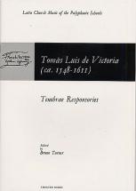 Turner Bruno - Tenebrae Responsories - Satb