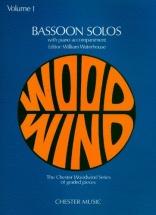 Bassoon Solos Volume 1 - Bassoon
