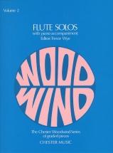 Flute Solos Volume 2 - Flute