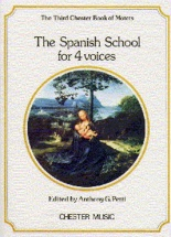 Petti - The Chester Book Of Motets - The Spanish School For 4 Voices - 3 - Choral