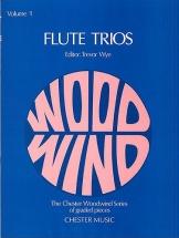 Wye Trevor - Flute Trios - Volume 1 - Flute