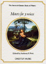 Petti Anthony G - Motets For 3 Voices - 7 - Sab