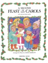 A Second Feast Of Easy Carols - Pvg