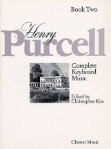 Purcell H. - Complete Harpsichord Music Livre 2