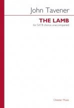 Tavener J. - The Lamb - Satb