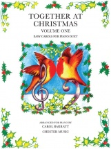 Barratt Together At Christmas Book 1 - Piano Duet