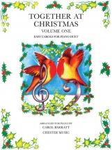 Barratt Together At Christmas Book 1 - Piano Duet