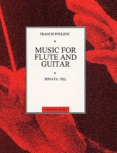 Music For Flute And Guitar - Sonata - Flute
