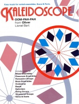 Lionel Bart - Kaleidoscope 1 - Oom-pah-pah From Oliver! - Ensemble
