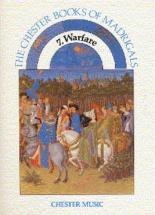 The Chester Book Of Madrigals, Book 7 : Warfare