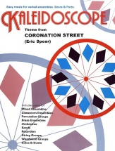 Kaleidoscope 21 - Theme From Coronation Street Score And Parts - Film And Tv