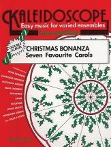 Nicholas Hare - Kaleidoscope 30 - Christmas Bonanza - 7 Favourite Carols Score And Parts - Ensemble