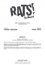 Nigel Hess Rats! The Musical - Voice