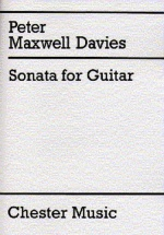 Maxwell Davies P. - Sonata For Guitar