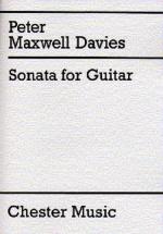 Maxwell Davies P. - Sonata For Guitar