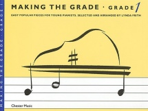Lynda Frith - Making The Grade - Grade 1 - Pt.1 - Piano Solo
