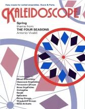 Vivaldi Antonio - Kaleidoscope 40 - Spring From The Four Seasons Score And Parts - Ensemble