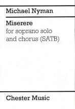 Michael Nyman Miserere - Satb