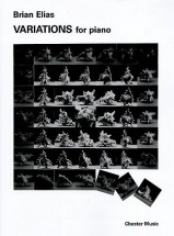 Elias Brian - Variations - Forty Nine Variations Upon An Original Theme - Piano Solo