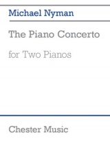 Nyman Michael - The Piano Concerto - 2 Pianos
