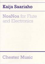 Saariaho Kaija - Noanoa - Flute and Electronics