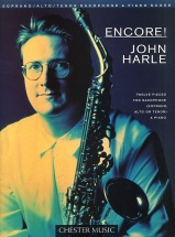 John Harle - Encore! - Twelve Pieces For Saxophone And Piano