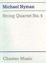 Michael Nyman - String Quartet No.4 - String Quartet