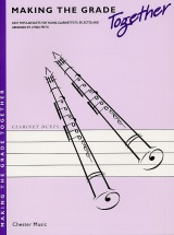 Linda Frith - Making The Grade Together - Easy Popular Duets For Young Clarinettists - Clarinet