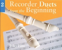 Pitts John - Recorder Duets From The Beginning - Pupil