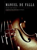 Falla Manuel De - Music - Violin