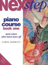 Next Step Piano Course Book 1 - Piano Solo